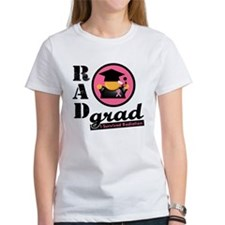 Rad Grad Breast Cancer Tee