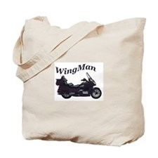 GoldWing Shop #Wingman Tote Bag