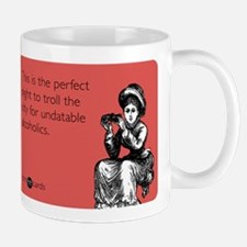 Undatable Alcoholics Mug