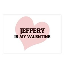 Jeffery Is My Valentine Postcards (Package of 8)