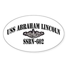 USS ABRAHAM LINCOLN Decal