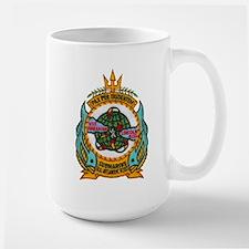 USS ABRAHAM LINCOLN Mug