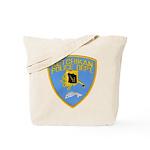Ketchikan Police Tote Bag