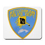 Ketchikan Police Mousepad