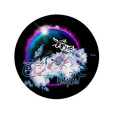 """Twilight Eclipse WolfGirl 3.5"""" Button (100 pack)"""