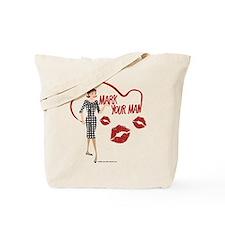 Mad Men Peggy Tote Bag