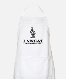 I sweat the small stuff Apron