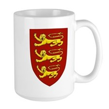Lionheart Shield Mug