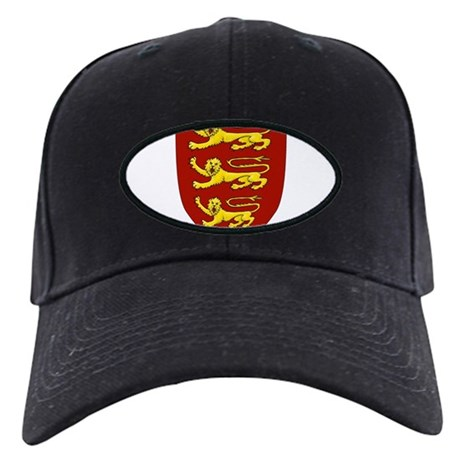 Lionheart Shield Black Cap
