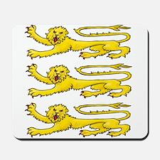 Plantagenet Lions Mousepad
