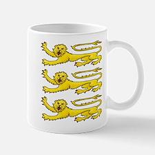 Plantagenet Lions Mug