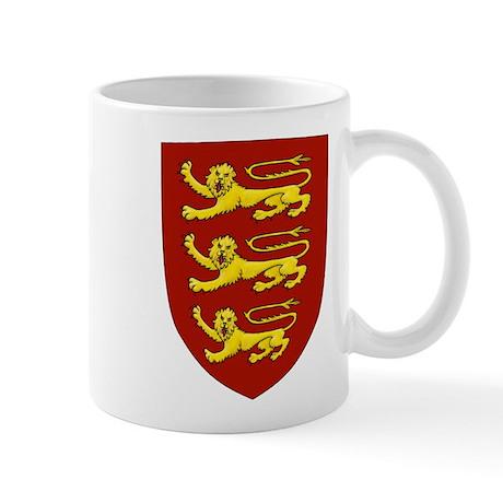Lionheart Shield Mug