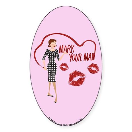 Mad Men Peggy Sticker