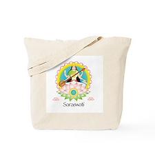 Saraswati Tote Bag