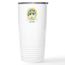 Saraswati Travel Mug