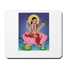 Modern Lakshmi Mousepad