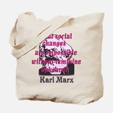 Great Social Changes Tote Bag