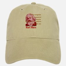Social Progress Baseball Baseball Cap