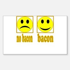 Hoo-Ray For Bacon Decal
