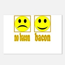Hoo-Ray For Bacon Postcards (Package of 8)