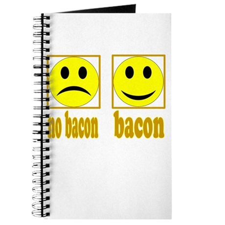 Hoo-Ray For Bacon Journal