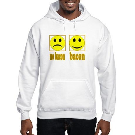 Hoo-Ray For Bacon Hooded Sweatshirt