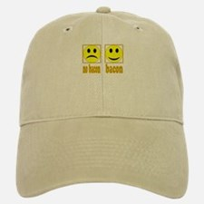 Hoo-Ray For Bacon Baseball Baseball Cap
