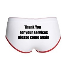 Thanks Women's Boy Brief