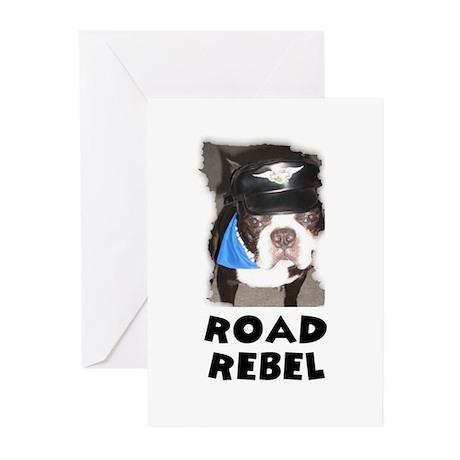 ROAD REBEL Greeting Cards (Pk of 10)