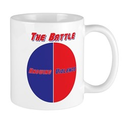 Half The Battle Mug