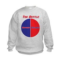 Half The Battle Sweatshirt