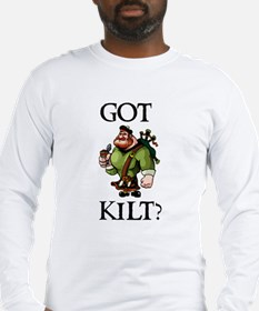 GOT KILT? Long Sleeve T-Shirt