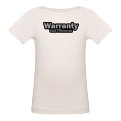 Warranty Void If Removed Tee