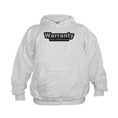 Warranty Void If Removed Hoodie