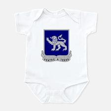 Crest Infant Bodysuit