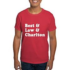 Best Law Charlton T-Shirt