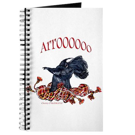 Arroo Scottish Terrier Journal