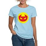 Simple Devil Icon Women's Light T-Shirt