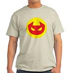 Simple Devil Icon Light T-Shirt
