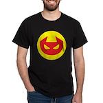 Simple Devil Icon Dark T-Shirt