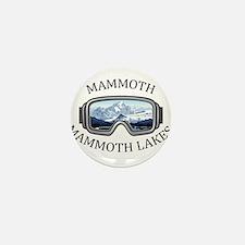 Mammoth - Mammoth Lakes - California Mini Button