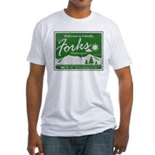 Welcome to Forks Shirt