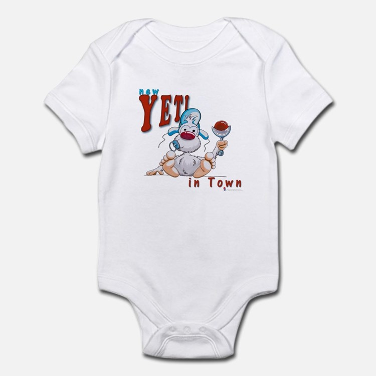 Yeti Baby Infant Bodysuit