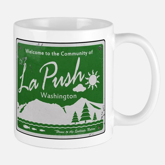 Welcome to La Push Mug