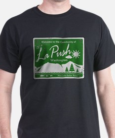 Welcome to La Push T-Shirt