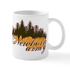 Newborn Army (Orange) Mug