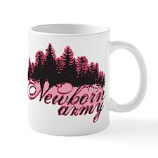 Newborn Army (Pink) Mug