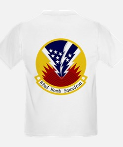 62nd Bomb Squadron Kid's Light T-Shirt
