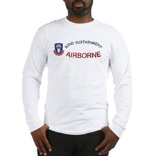 82nd Sustainment BDE Long Sleeve T-Shirt