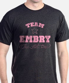 Hot Team Embry T-Shirt